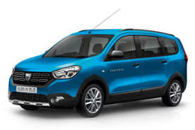 Dacia Lodgy 6 + 1